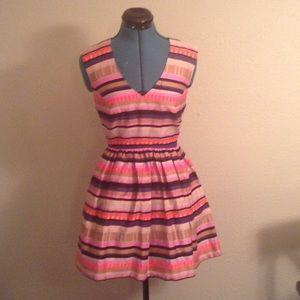 Cute striped dress-Forever 21